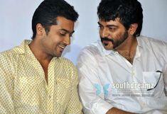 Will Suriya replace Ajith?