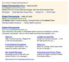 Kaiser Permanente Quote Amusing The Print Ad Titled Kaiser Permanente Thrive Was Donebob