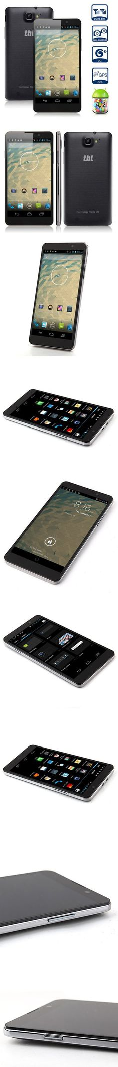 Thl T200 Android 4.2 3G Smartphone with 6.0 inch FHD Screen MTK6592 Octa Core 32GB ROM GPS Bluetooth NFC
