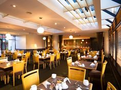 Restaurant at 5 star hotel: Hotel Grand Chancellor Brisbane. This hotel's address is: 23 Leichhardt Street Spring Hill Brisbane 4000 and have 194 rooms Bars Near Me, Ways To Sleep, Function Room, Grand Hotel, Frugal Living, Brisbane, Home Buying, The Good Place, Auction