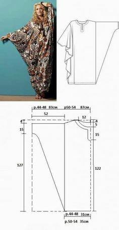 Trendy sewing inspiration diy dress patterns Source by brinaact diy Motif Abaya, Abaya Pattern, Pattern Dress, Dress Sewing Patterns, Clothing Patterns, Diy Clothing, Sewing Clothes, Fashion Sewing, Diy Fashion