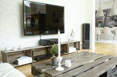 Small&Lowcost-Ideas baratas para decorar el salón | Decoración