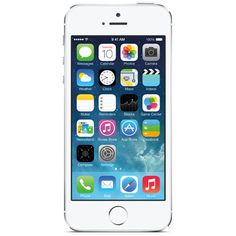 Apple iPhone 5s - Silver next phone :)