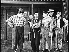 Back Stage (1919) -  Fatty Arbuckle and Buster Keaton  19:38