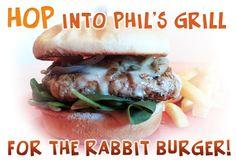 The Rabbit Burger