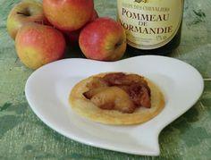 Ma petite cuisine gourmande sans gluten ni lactose: Petites crêpes aux pommes flambées sans gluten et sans lactose