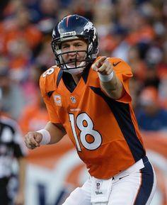 7599f5189cb Peyton Manning Denver Broncos Football