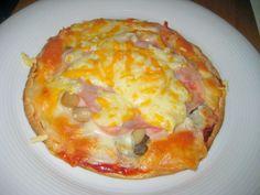 """LAS RECETAS DE MAMA ROSA: """"Tortipizza """""""
