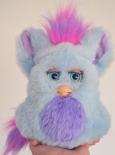 Winning bid:US $184.00 [ 2 bids ] Shipping: $35.00 Standard Shipping Furby 2005 vintage 2006 funky rare blue pink purple in Toys & Hobbies, Electronic, Battery & Wind-Up, Electronic & Interactive, Furby | eBay