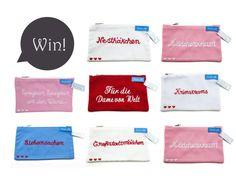 Gewinnt eine Kosmetiktasche von Ringelsuse! » Im Give-Away dieser Woche steckt eine süße Kosmetiktasche von Ring ...