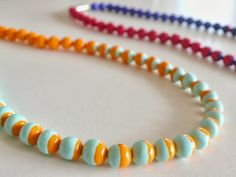 fimo necklaces