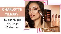 #charlottetilbury #nudemakeup #beauty #makeupcollection Nude Makeup, Make Up Collection, Charlotte Tilbury, Beauty, Beauty Illustration
