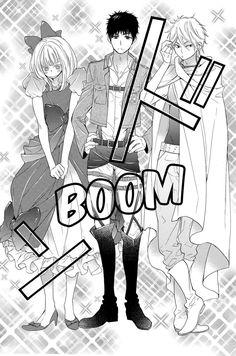 Read manga Watashi ga Motete Dousunda # 005 online in high quality