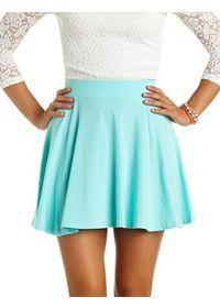 Stylish Mini, Maxi & Bodycon Skirts: Charlotte Russe