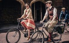 Tweed Run London 2015