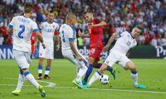 Euro 2016: lInghilterra chiude seconda la Slovacchia spera: 0-0