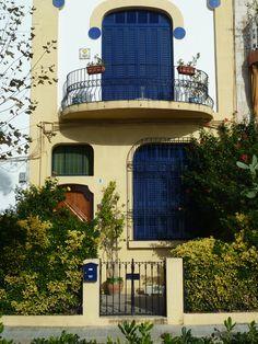 Casa de Estil Modernista - Sant Pol de Mar - Catalonia