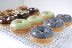Des donuts maison (sans lait)