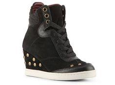 Report Yana Wedge Sneaker Wedge Sneakers Women's Sneakers Women's Shoes - $69.95