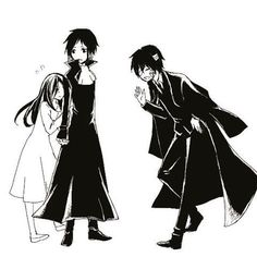 Akutagawa siblings may look like weak innocent teenagers, but they actually are dangerous. Just like the person who took them to the mafia.