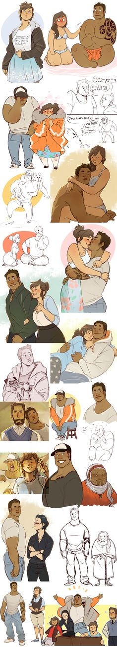 Hope and Jake 2 by Chopstuff on DeviantArt