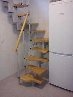escada para espaço pequenos - Pesquisa Google