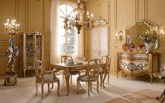 Benvenuti in Andrea Fanfani, realizzazione di mobili in stile barocco