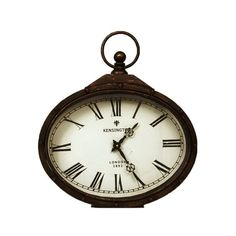 @Whitney Grave Antique Oval Wall Clock from the Verdant Collection event at Joss & Main!