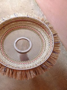 A collaborative project with craftspeople Panam/Panama by Léa Baert