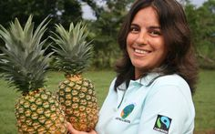 Fairtrade ananas