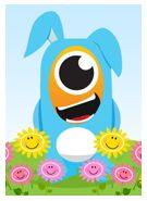 Max the 'Easter' Monster