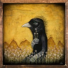 "Andy Kehoe – ""The World Unseen and Those In Between"""