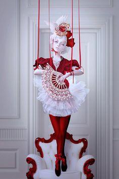 DeviantART Interview of the Week: The Macabre Art of Natalie Shau photo 2 / Mannequin / Marionette Magazine Illustration, Illustration Art, Halloween Illustration, Design Illustrations, Fashion Illustrations, Art Macabre, Ball Jointed Dolls, Magazine Design, Dark Art