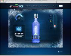 Khortitsya ICE Promo by Dima Shvedun, via Behance