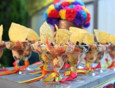 Mexican Fiesta Bridal/Wedding Shower Party Ideas   Photo 24 of 47   Catch My Party
