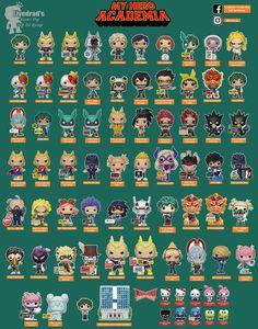 My Hero Academia Merchandise, Anime Merchandise, My Hero Academia Episodes, Hero Academia Characters, Funko Pop Dolls, Funko Pop Figures, Pop Vinyl Figures, Funko Pop List, Best Funko Pop