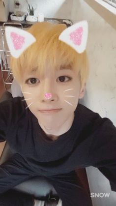 [Twitter]160815 UP10TION [ #Xiao] Make sure to eat first our honey10♡♡ ⓒ engtrans @GyuGenie