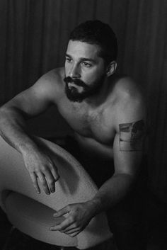 Ugh Shia LaBeouf 'found' God recently. Hopefully he just as quickly displaces him.