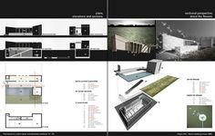 Architecture Portfolio 11-12 by Kai . L, via Flickr