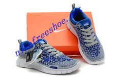 check out 46ef9 cd98c Nike Free 6.0 Womens Grey Royal Nike Shoes Blue, Nike Shoes For Sale, Nike