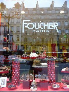 Foucher, Paris