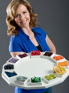 Colour Confidential HGTV Wheel @Elizabeth Lockhart