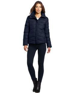 Tommy Hilfiger Women`s Down-Filled Jacket