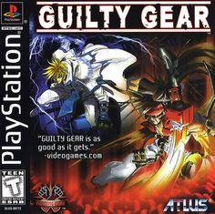Guilty Gear, PS1.