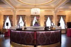Bar Reception set up