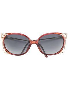 ad9f9f5a7d5 Christian Dior Vintage Round Framed Sunglasses - Farfetch