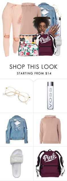 """""""I Know What You Want But You Not Gonna Get It"""" by denise-loveable-bray ❤ liked on Polyvore featuring High Heels Suicide, Dorothy Perkins, Puma and Missguided"""