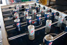 #Pepsi #cankicker