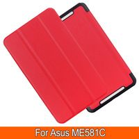 Business&fashion&Casual Leather Cover Stand Case for Asus Pad 8 ME581…
