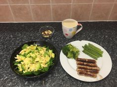 Started the 16/8 intermittent fasting regime last night. This was my first big…